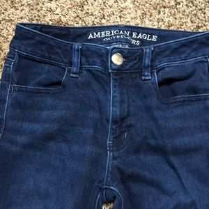 American Eagle Outfitters Jeans - AEO Hi-rise jegging size 2